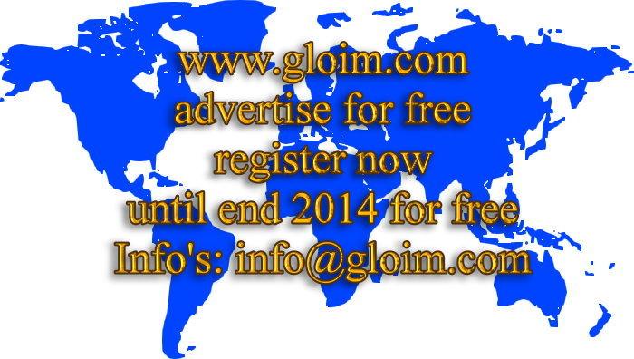 Weltkarte engl   www.gloim.com